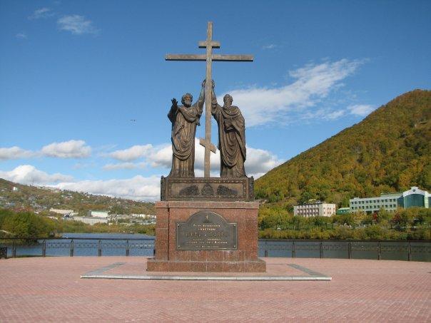 Памятники в центре петропавловска камчатского цены на памятники в липецке энгельсе