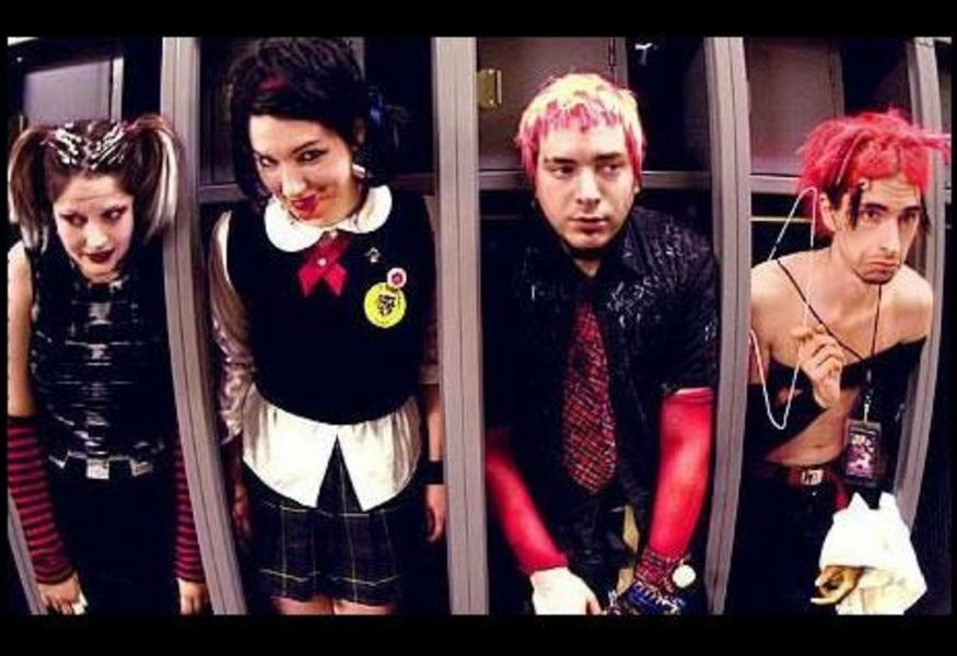 Фото №1 — Mindless Self Indulgence (США)
