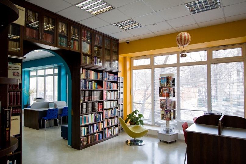 7 нескучных библиотек москвы мел.