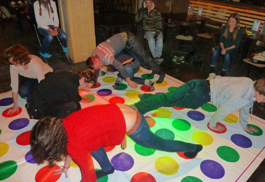 Фото №4 — Twister Party