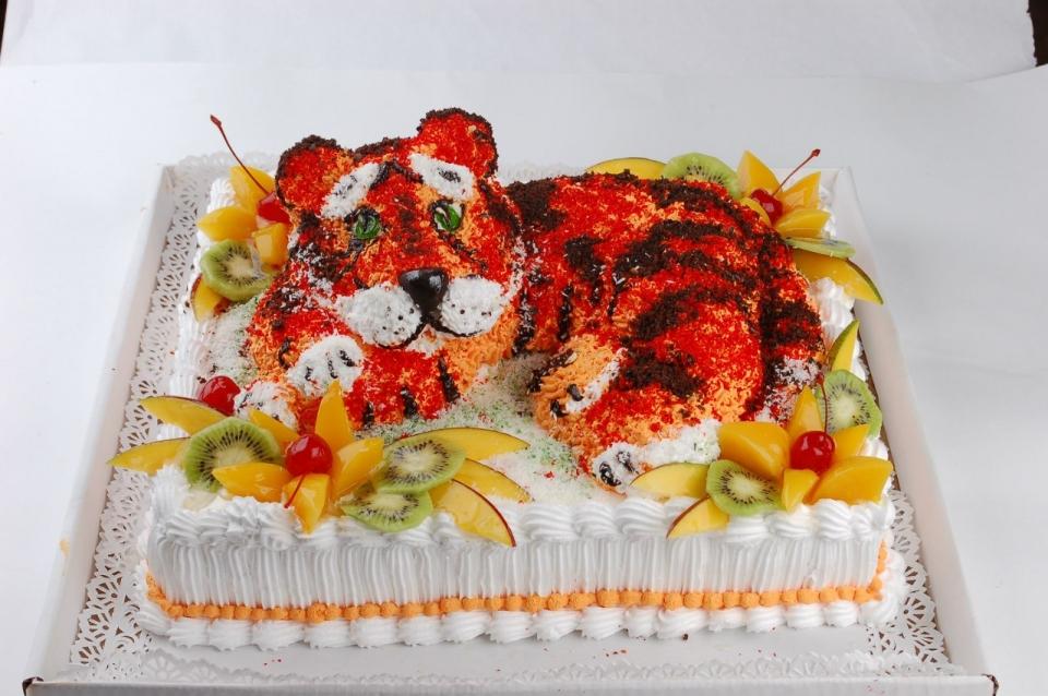 Торт из манки постный фото 8