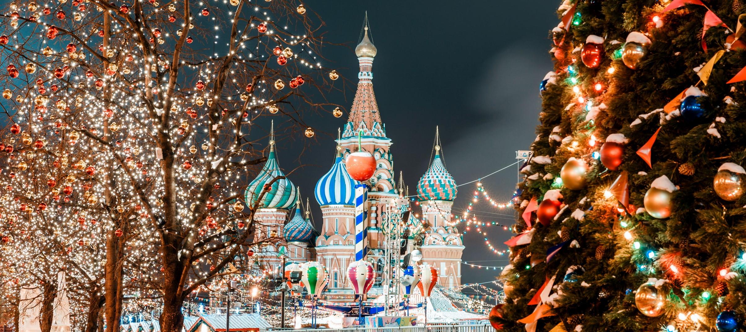 Погода на Новый год 2019 в Москве: прогноз изоражения