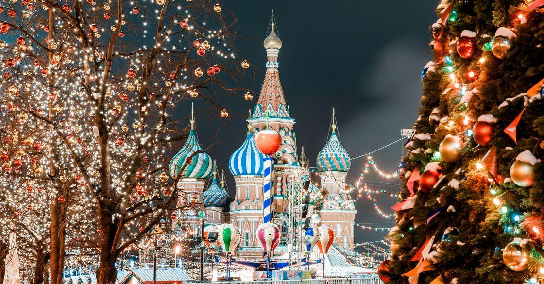 Где встретить Новый год в Москве