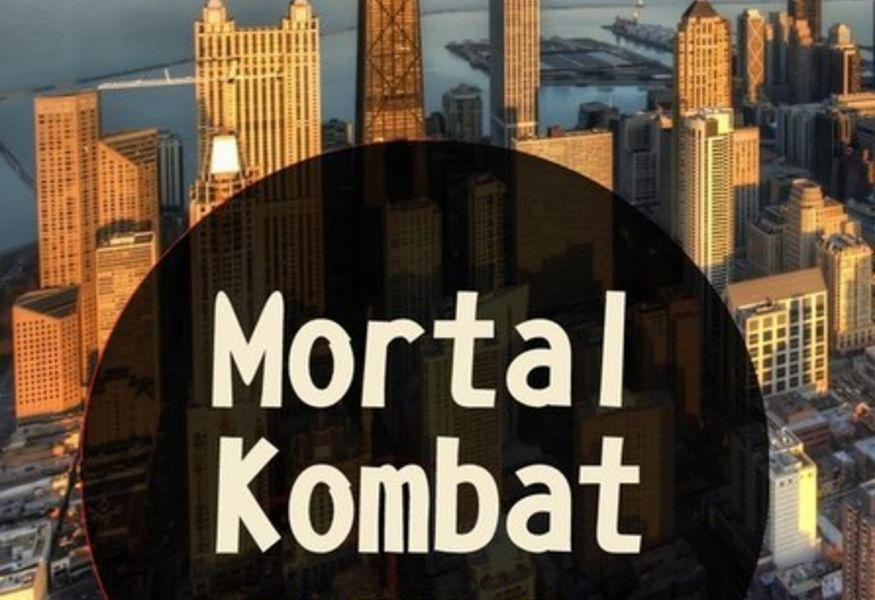 Фото №1 — Турнир по игре Mortal Kombat в тайм-кофейне New York coffee