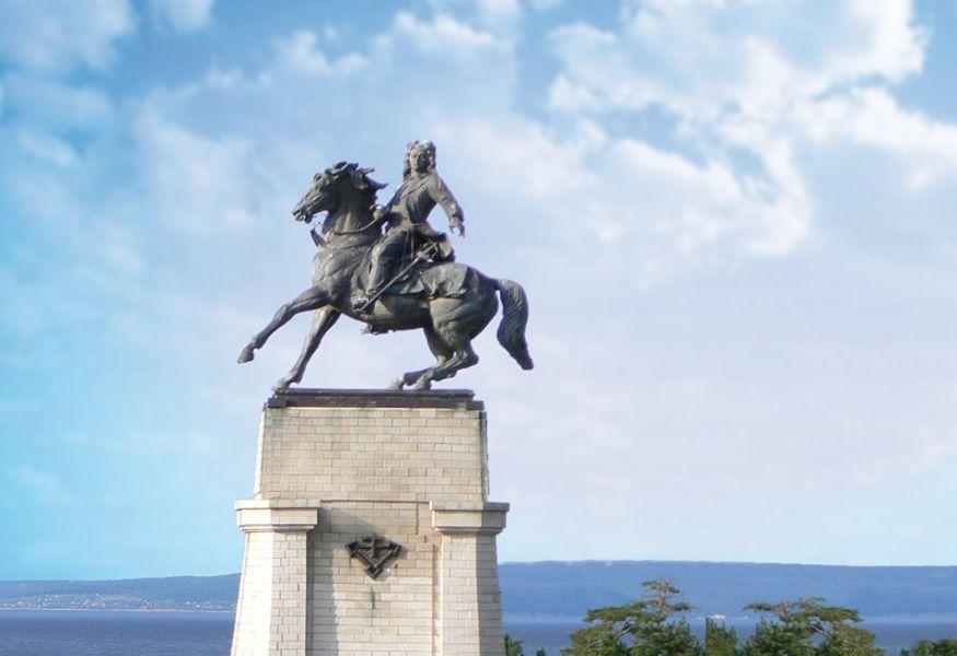 тольятти фото татищеву памятник