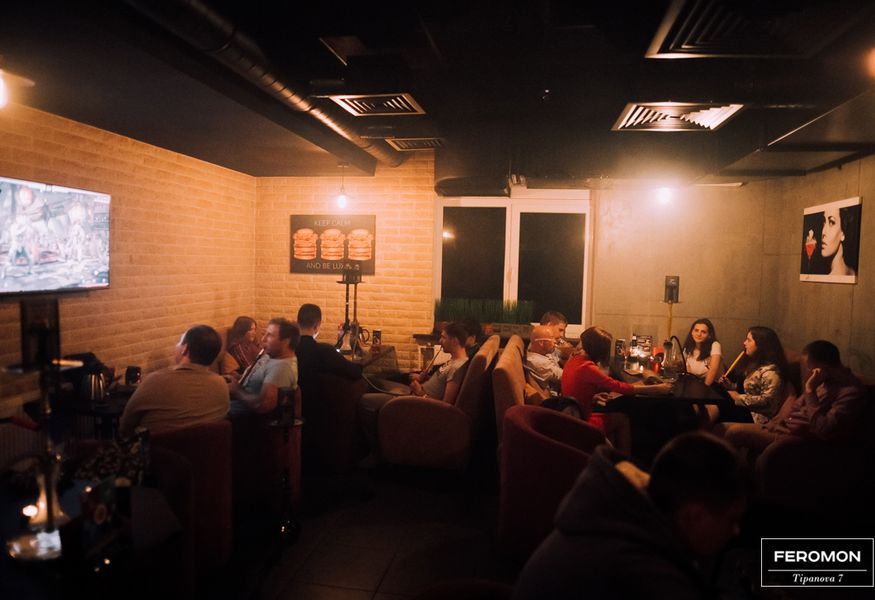 Фото №2 — Feromon Lounge Bar