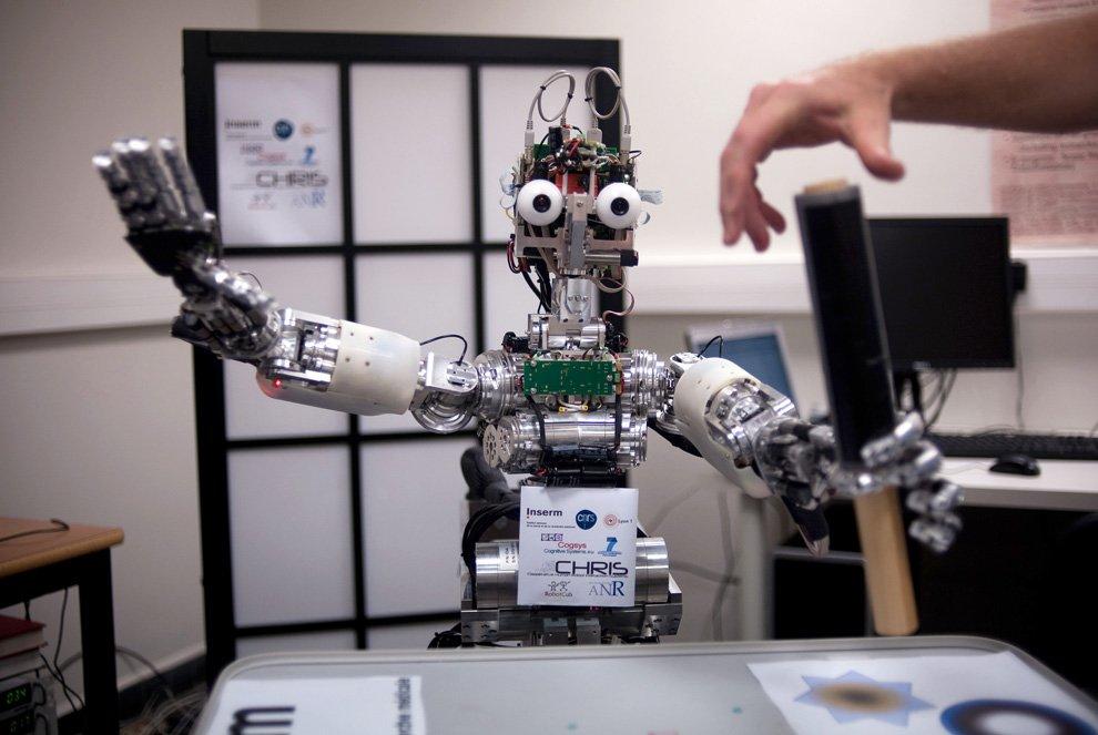 фото роботов лаб быть