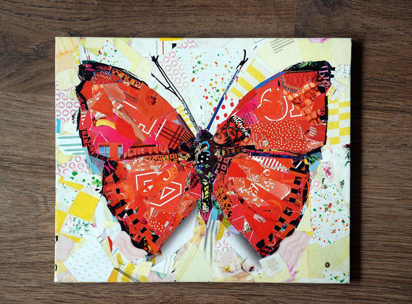 открытка из вырезок 11 букв узорах