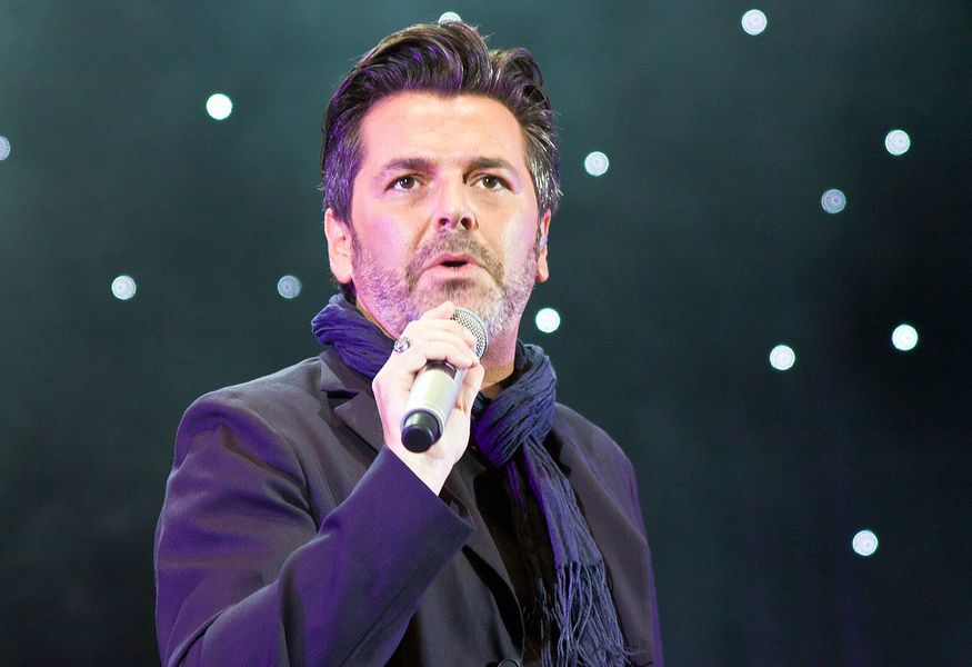 Фото №1 — Концерт Thomas Anders and Modern Talking band