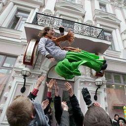 Завтра в Москве. 15 марта