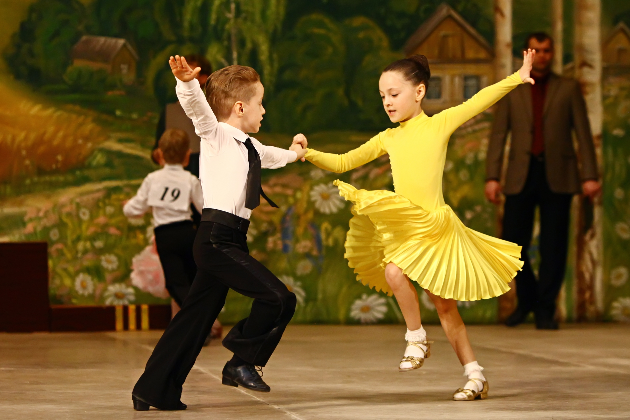 Расписание конкурсов бальных танцев волгоград