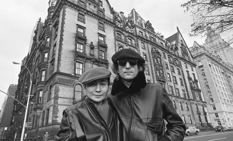 Выставка John & Yoko: a New-York Love story