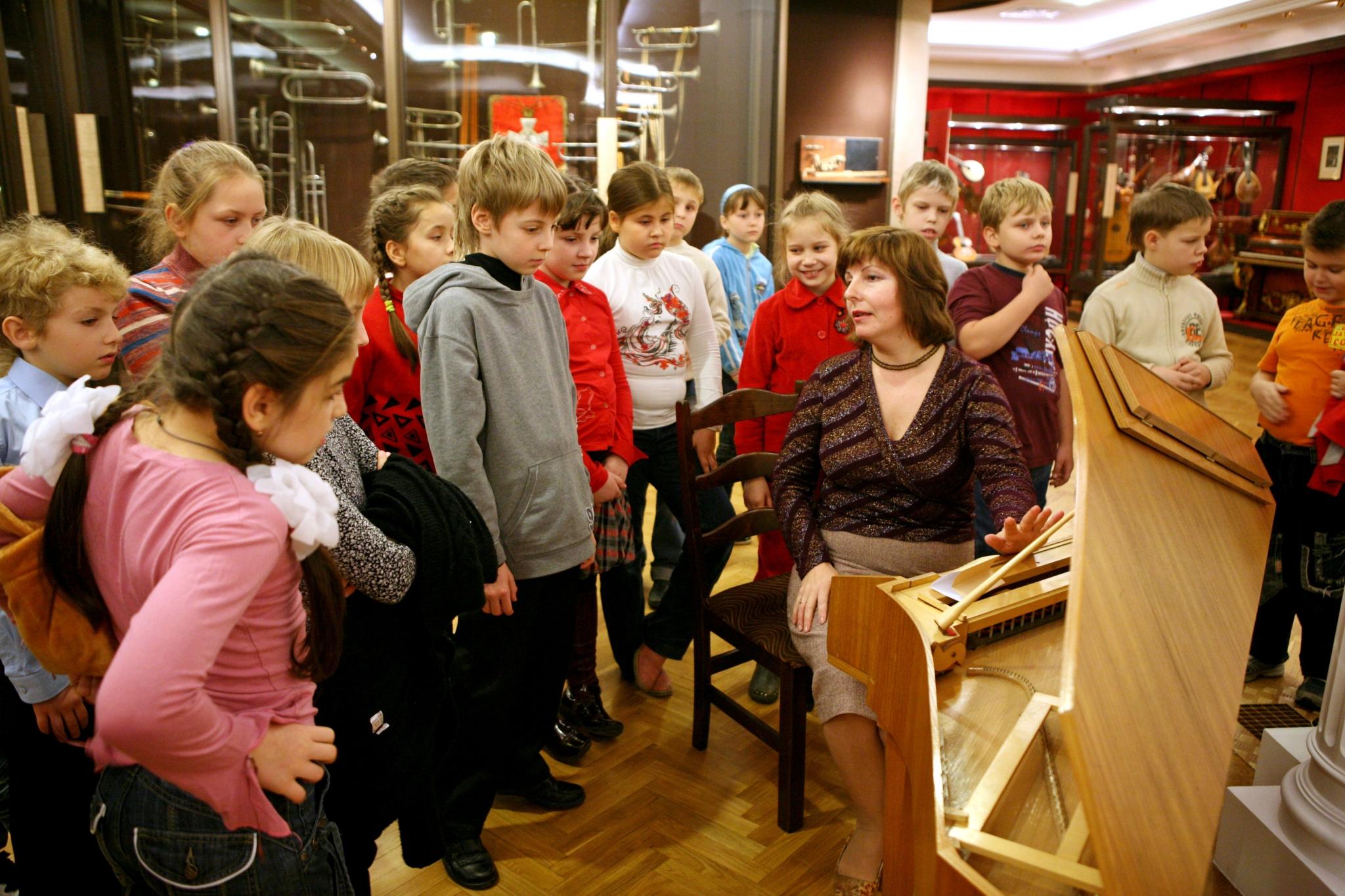 Экскурсия для школьников в Музей Москвы цены отзывы