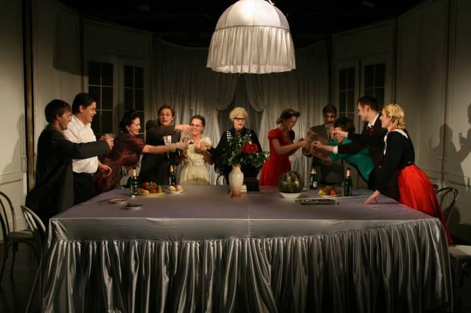 Наша кухня театр драмы самара
