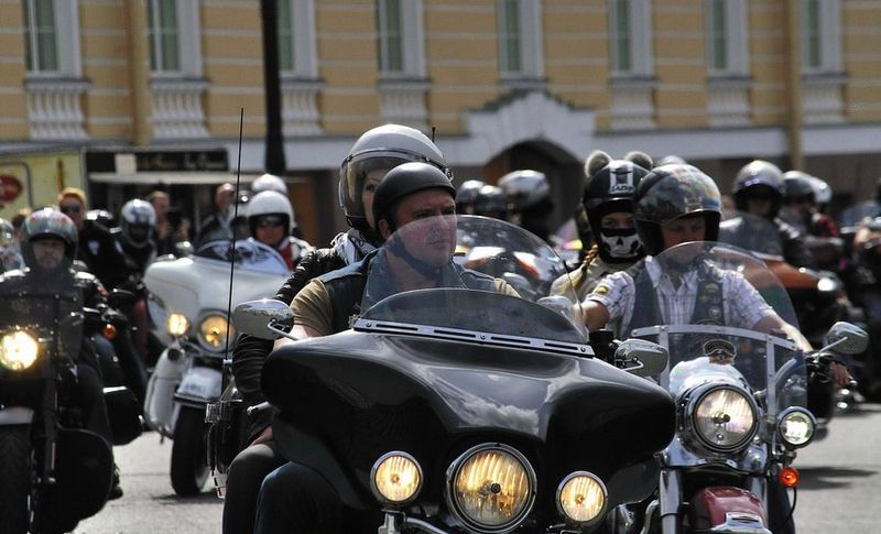 St. Petersburg Harley Days