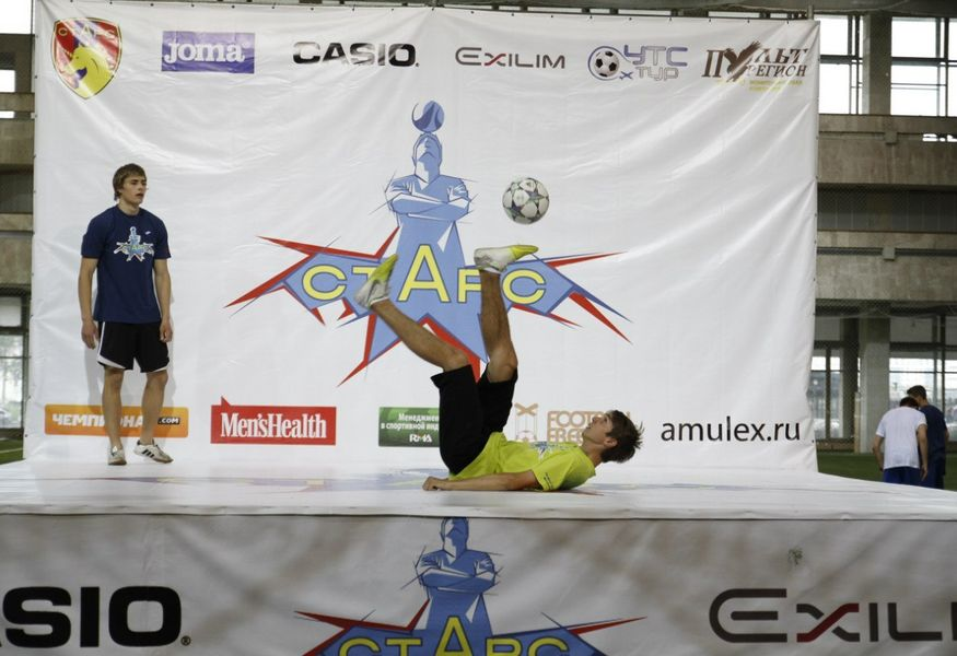 Фото №7 — Russian Football Freestyle Championship