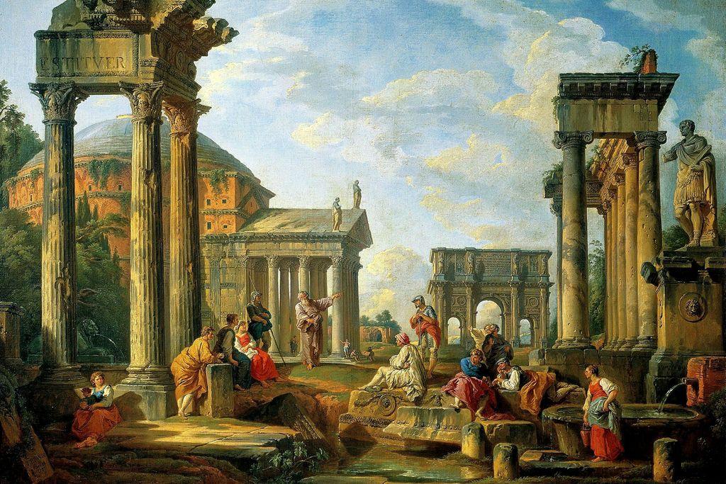 Античная культура в картинках