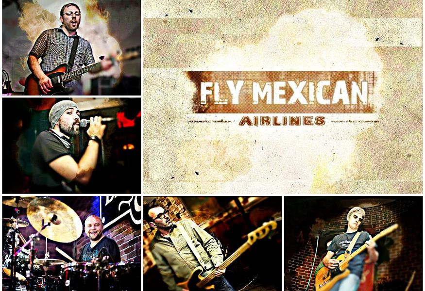 Фото №1 — Концерт Fly Mexican Airlines