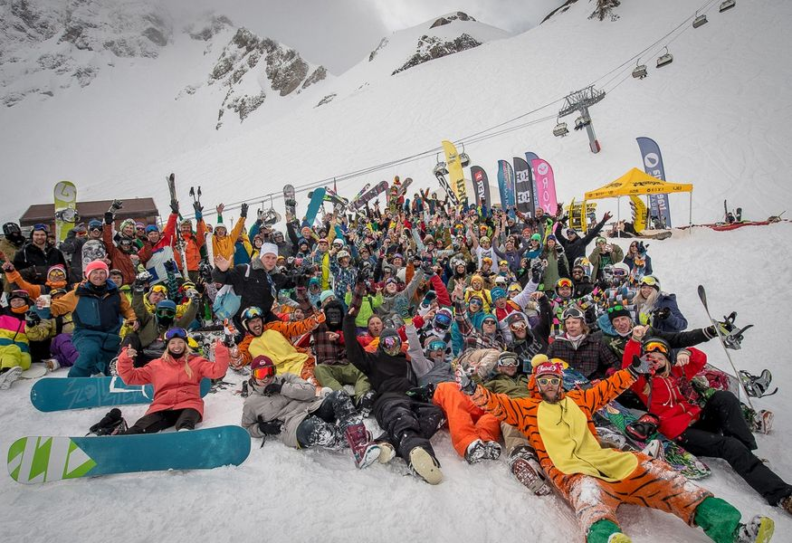 Фото №13 — Quiksilver New Star Camp 2015