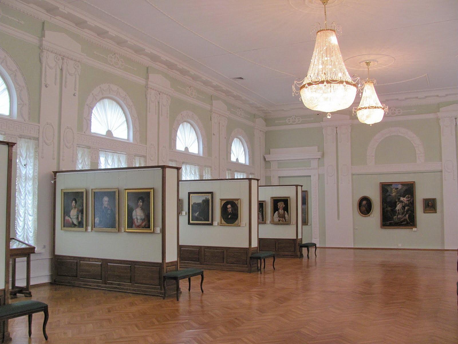 Галерея картинки в пскове