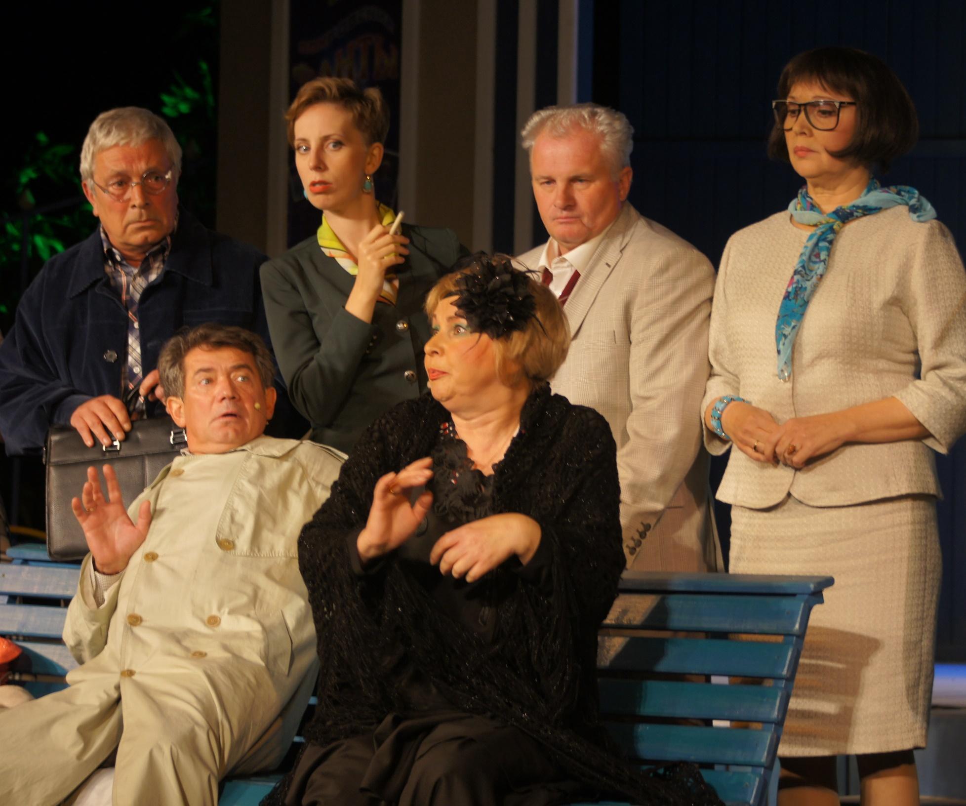 Актеры тульского драматического театра фото