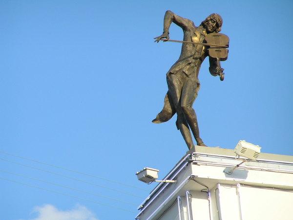 скрипач на крыше торрент скачать