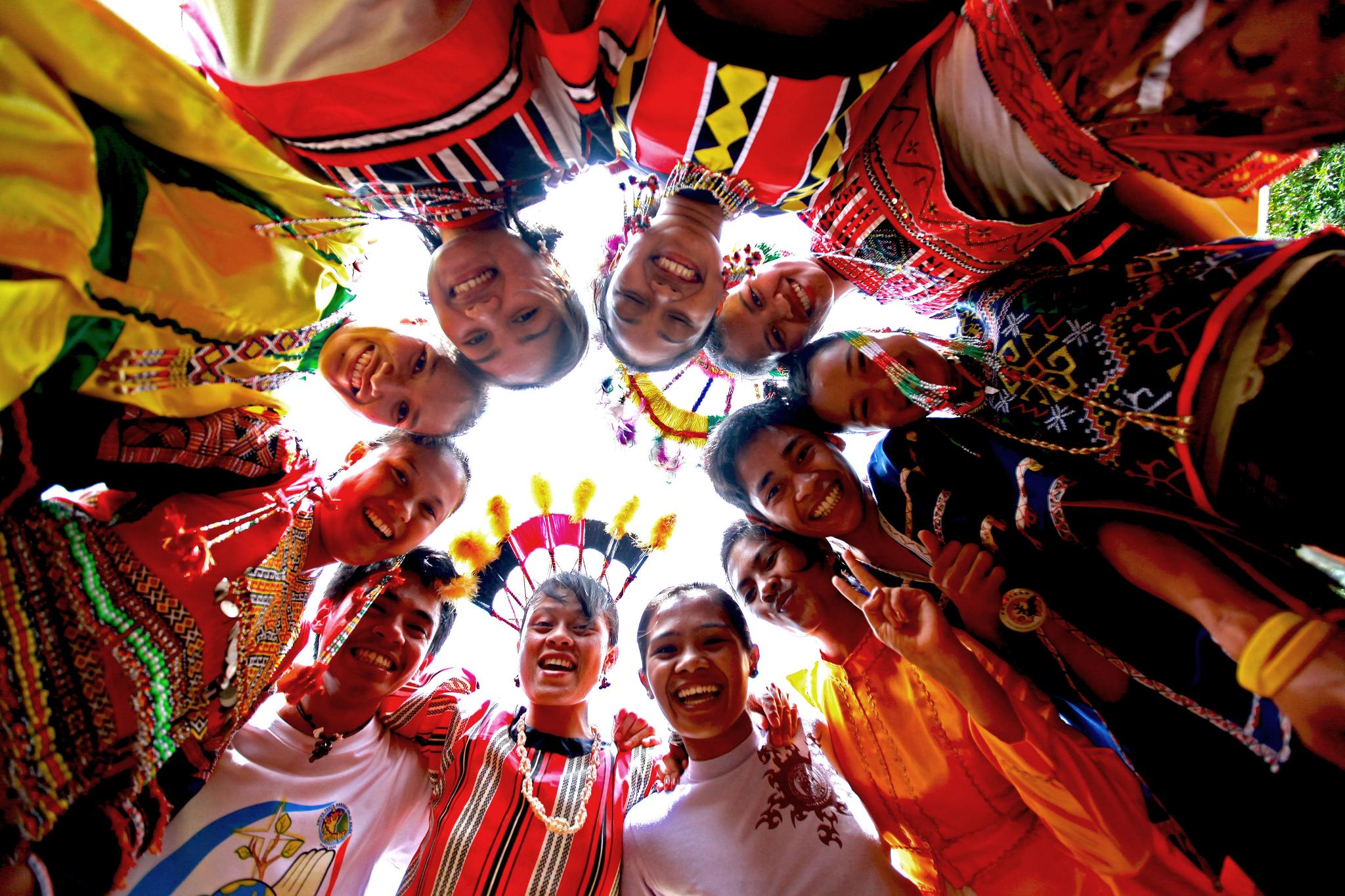 разнообразная культура в мире фото