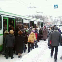 Автобусам разрешат опаздывать