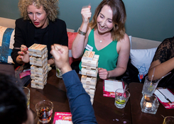 Jenga speed dating