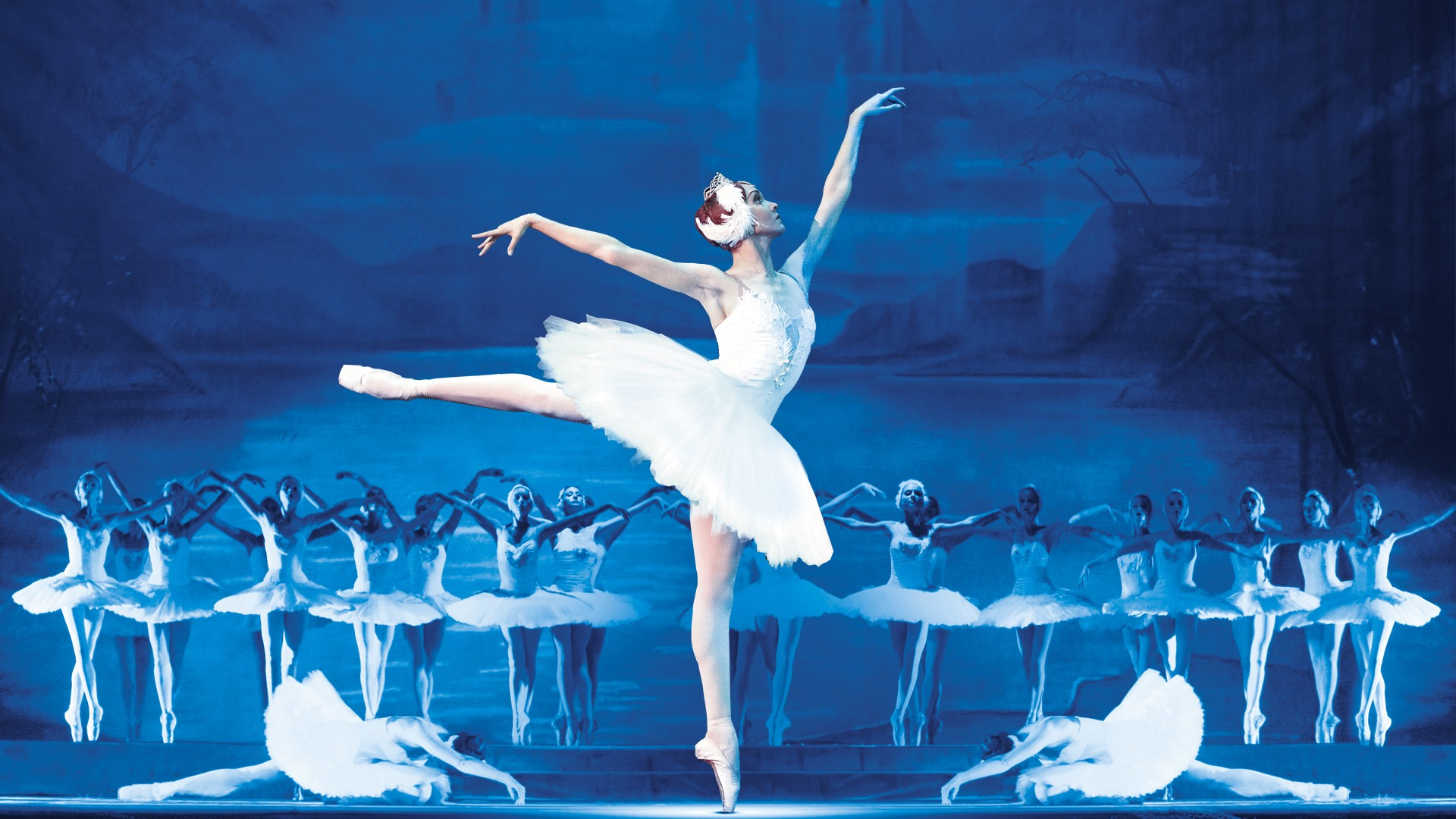 воплощении идеи балет лебединое озеро в картинках близких друзей