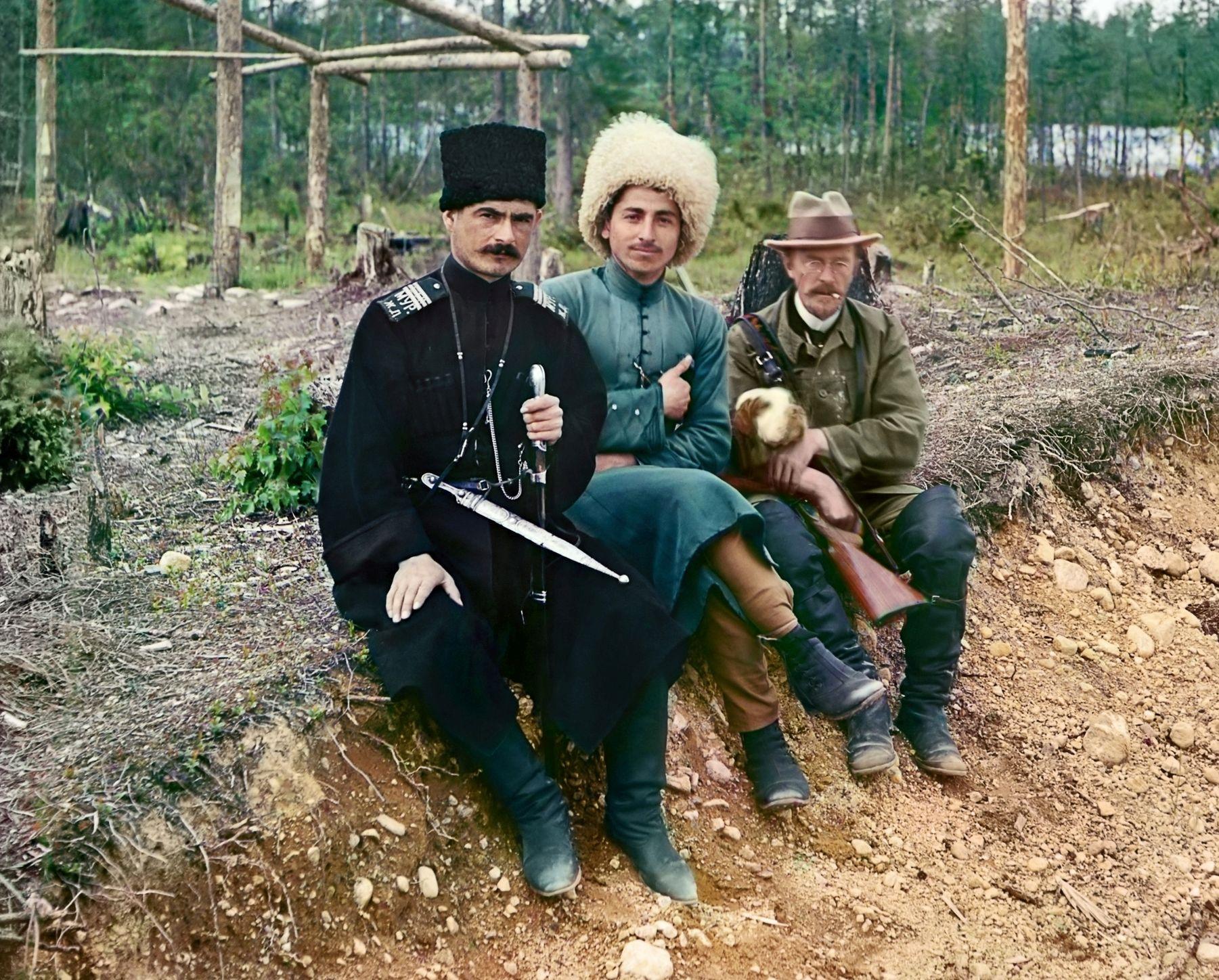 первые российские фотографы знаменита своими