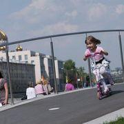 В Москве открылась самая протяженная в Европе пешеходная зона
