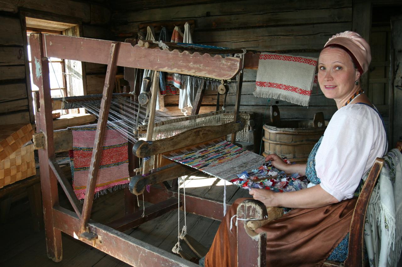 Всё для шитья старая деревня