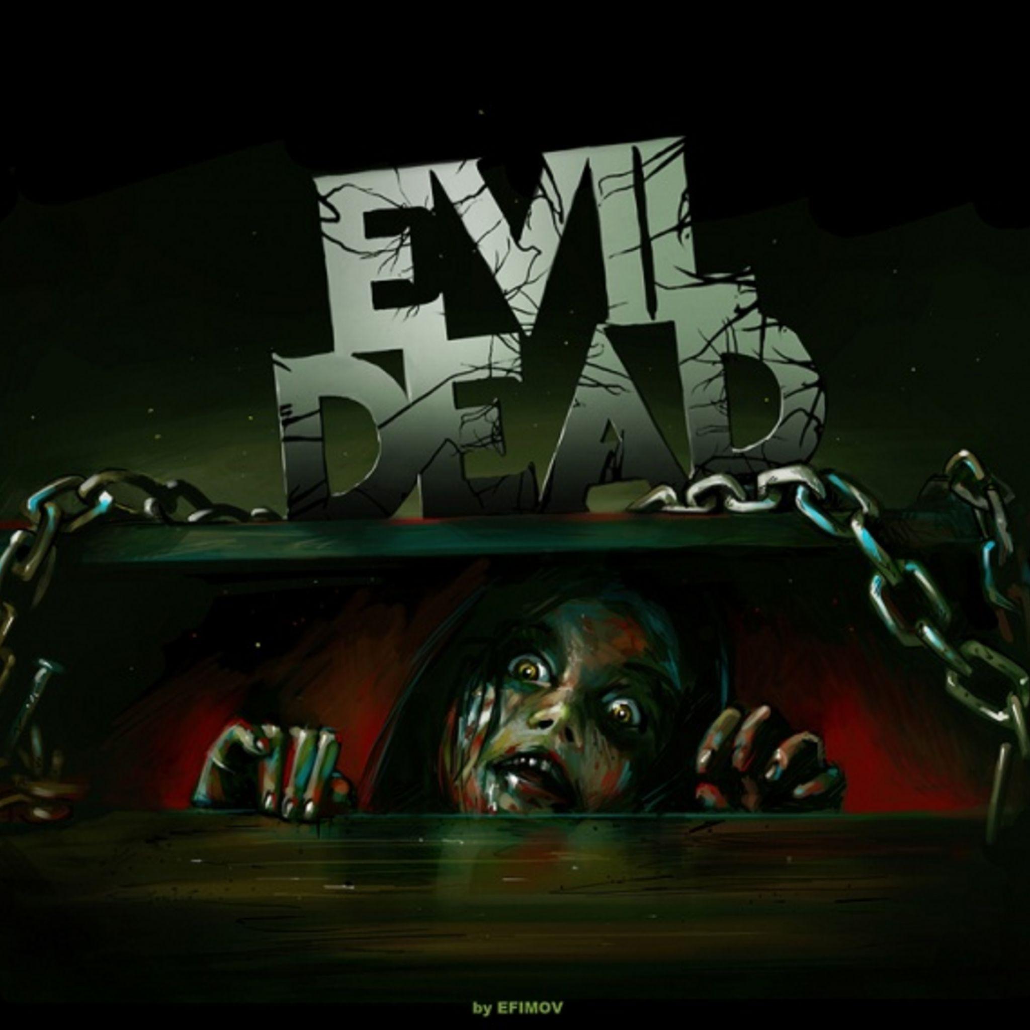 Фильм зловещие мертвецы черная