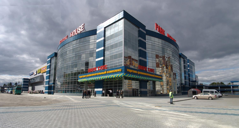 Торговый центр палермо