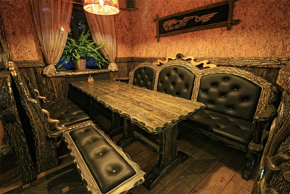 Арт-ресторан Forrest Cafe (Форрест Кафе) .