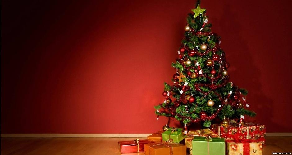 Как отправить подарок в ёлочке 2017