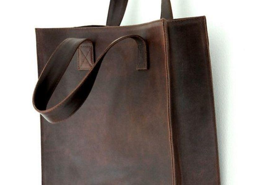 Мастер класс из натуральной кожи сумки