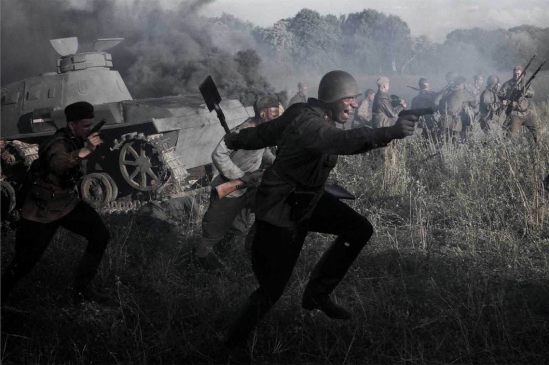 Картинка русские в атаку