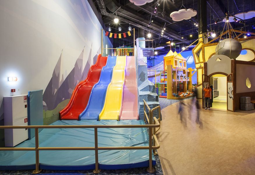 Фото №1 — Angry Birds Activity Park