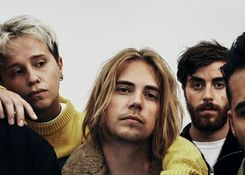 Концерт группы Nothing But Thieves
