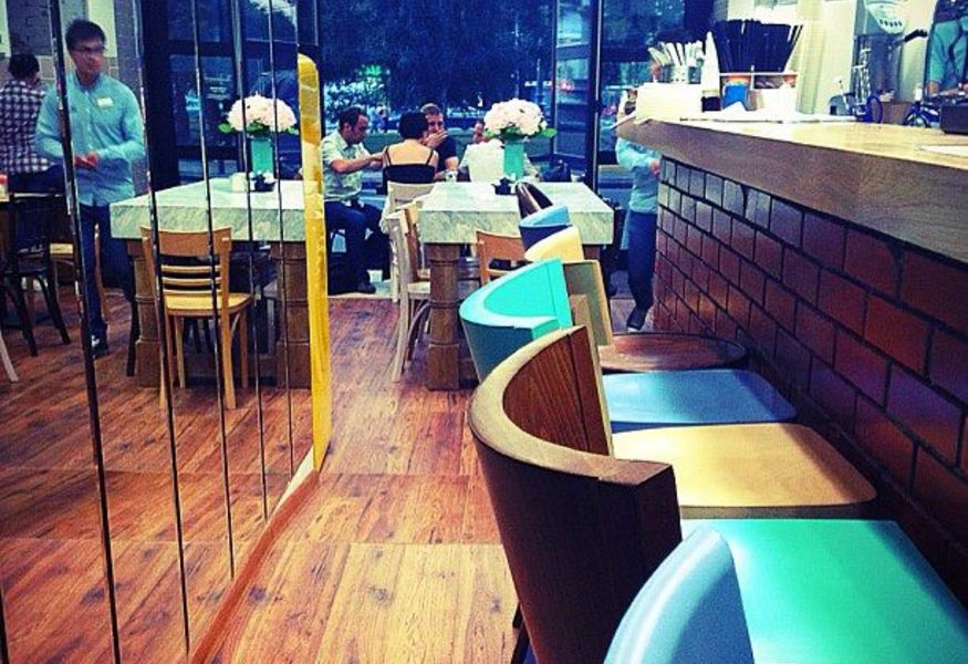 Фото №1 — Кафе Breakfast Cafe