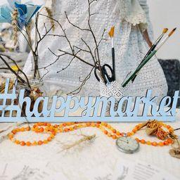 Happy market на «Флаконе»