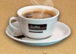 Кофейня GURU coffee club («Гуру кофе клуб»)