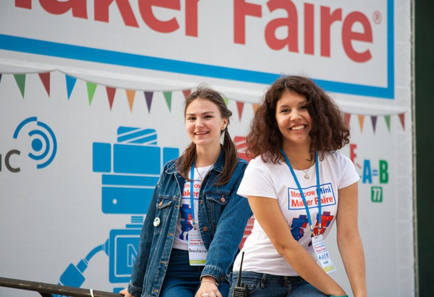 Фото №5 — Maker Faire Moscow