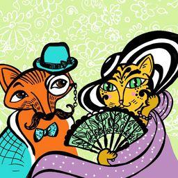 Блошиный рынок Cat&Fox