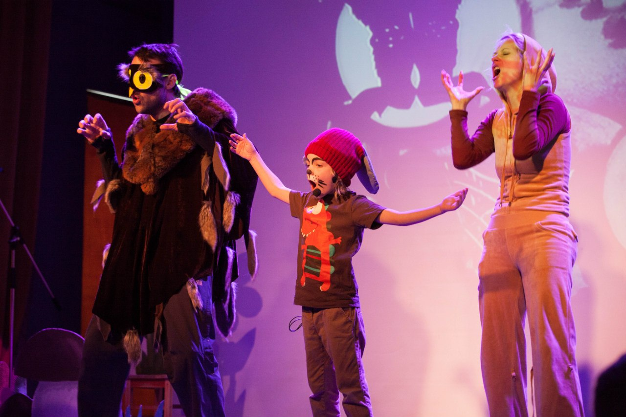 Картинки по запросу Flying Banana Children's theatre group