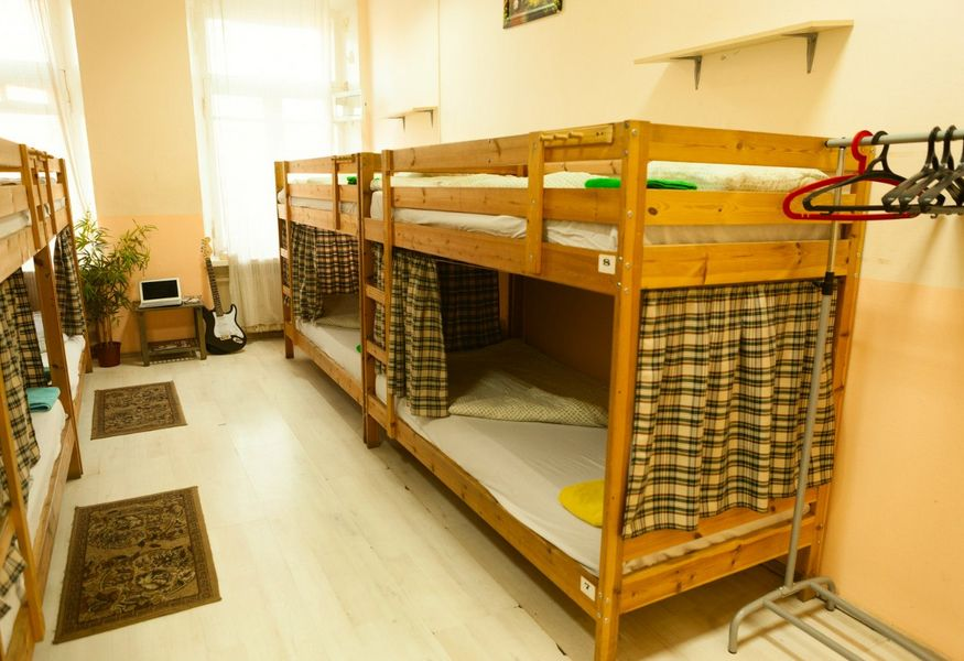 Фото №8 — Хостел Moscow Home Hostel