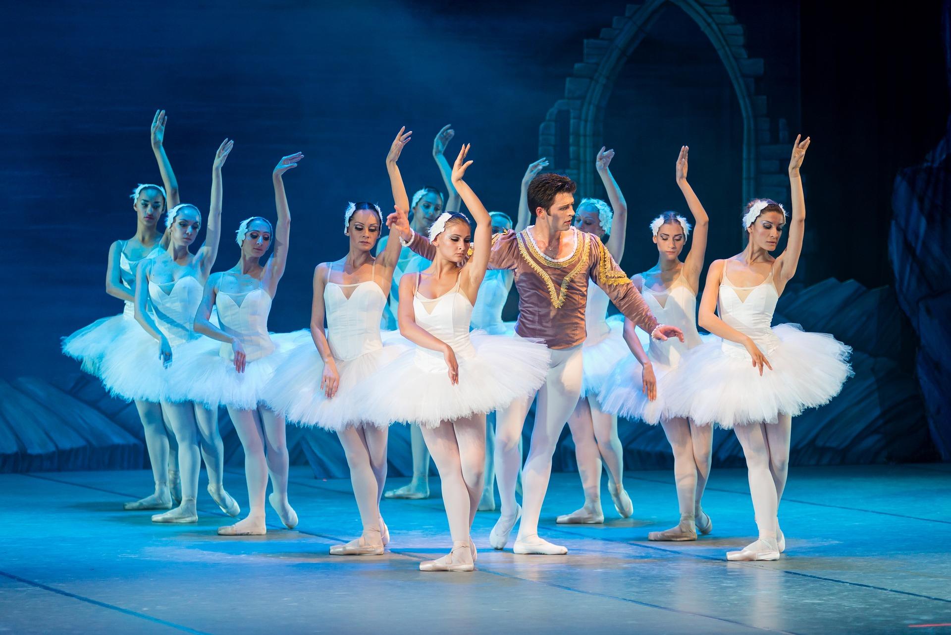 балет лебединое озеро в картинках своему