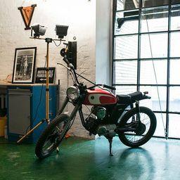 Новое в Москве: бар пива и мотоциклов